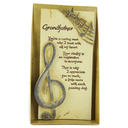 [7080961] ***WAS $19.95***Plaque - 'Grandpa' - Art in Stone