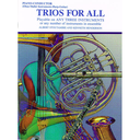 [S-1102983467] Trios for All - Piano/Conductor Score Warner Bros 1102983467