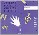 [S-FJH1123] Student Music Writing Book - Inabinet|Peterson with Faber & Faber - FJH Music Company Book