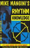 [S-MMB016MT] Mike Mangini's Rhythm Knowledge Vol. 2 - Practice Skills for ALL Musicians - All Instruments Mike Mangini Rhythm Knowledge