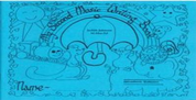 [S-MWBS2] My Second Music Wrighting Book - Students Book - Judith Johnson