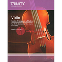 [S-TCL14580] Violin Scales, Arpeggios & Studies Initial - Grade 8 - for Trinity College London exams from 2016 - Violin Trinity College London