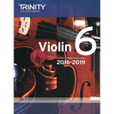 [S-TCL14689] Trinity Violin Exam Pieces Grade 6, 2016-2019 - Score and Part