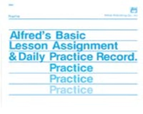 [S-1001999935] Lesson Assignment And Daily Practice Book -